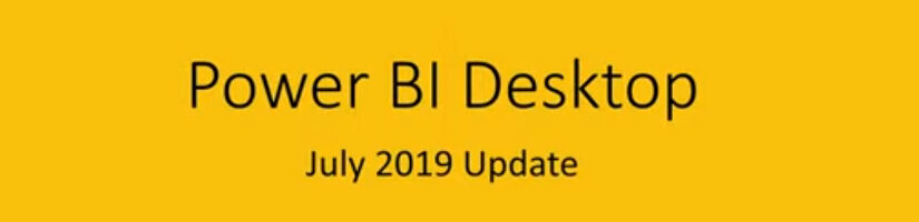 Power BI Juli Update