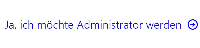Administratorübernahme eines nicht verwalteten Azure Active Directory Verzeichnisses