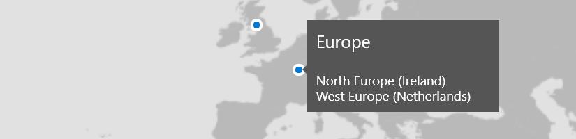 Power BI aus Rechenzentren in Deutschland