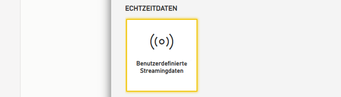 Streaming von Daten aus dem SQL Server nach Power BI
