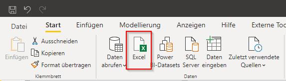 Excel Verbindung