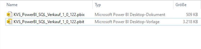 Die Größe der Power BI-Vorlagen Datei optimieren